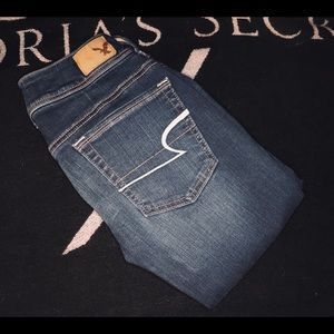 American Eagle Kick Boot Jeans 00